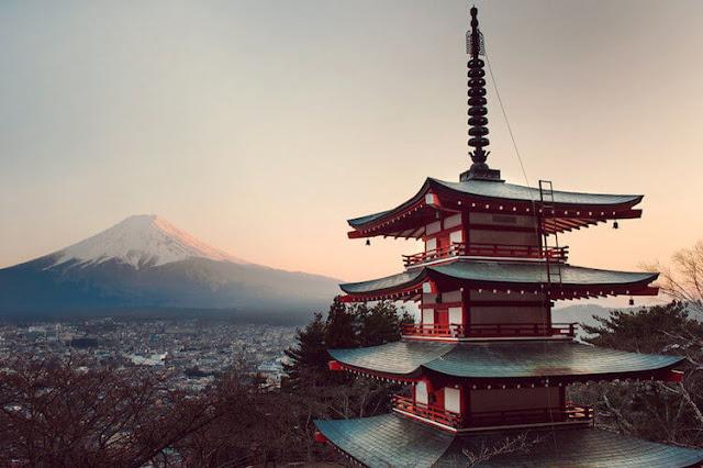 Chureito Pagoda - Excursión con Turismo Victoria