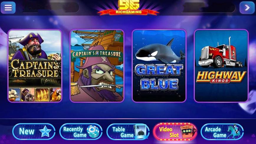 Casino Epoca Spiele