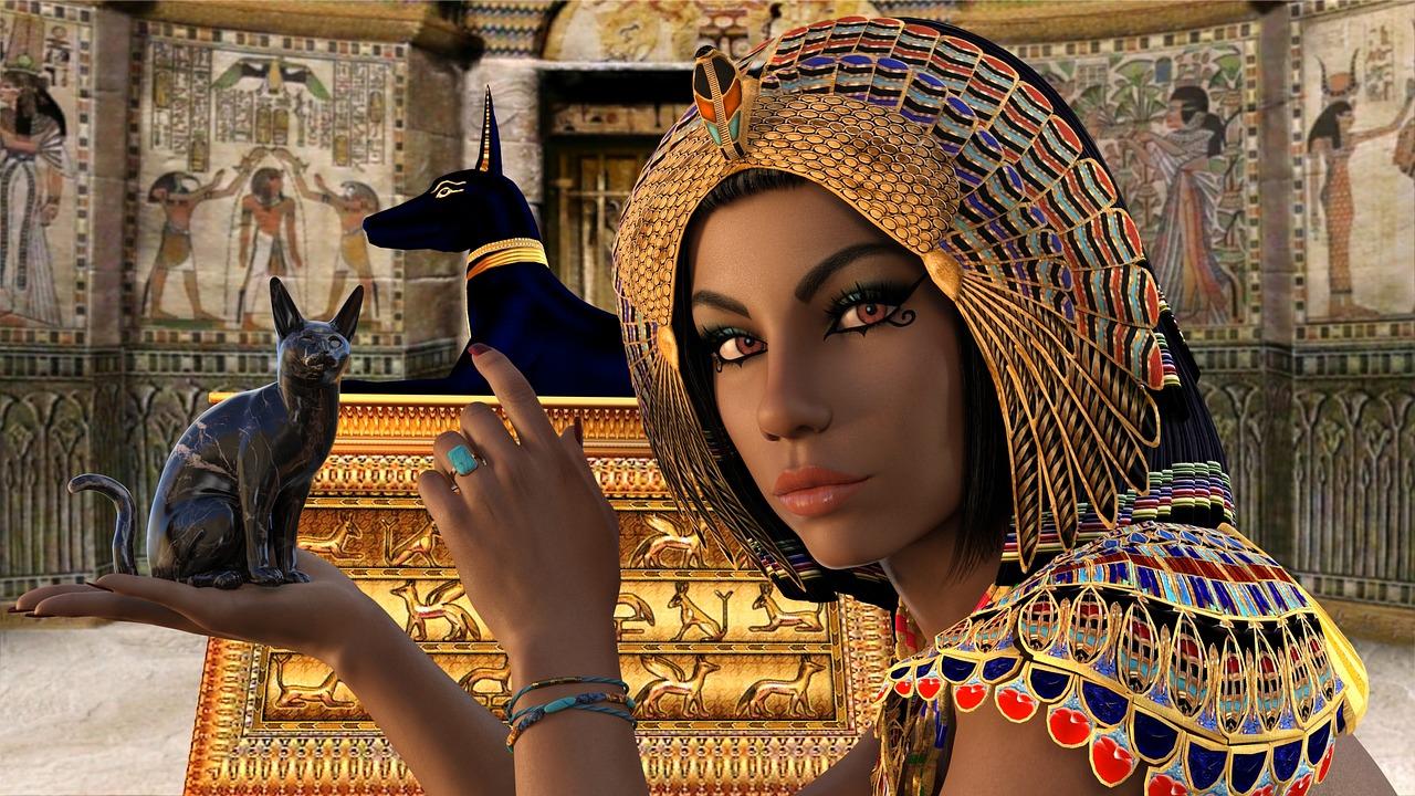 El àgata fue usado en egipto se han encontrado pruebas arqueologicas