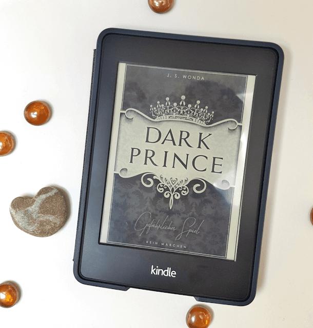 Dark Prince: Gefährliches Spiel - J. S. Wonda