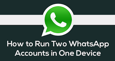 Two Whatsapp Accounts