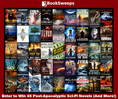 Post-Apocalyptic Science Fiction Giveaway