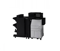 Printer Drive HP LaserJet M830z Download