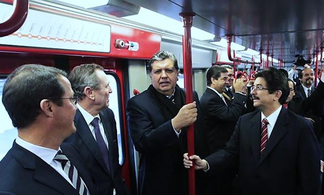 Alan García Pérez fue investigado por los presuntos sobornos de la empresa Odebrecht