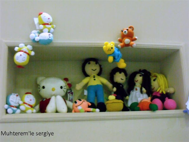 amigurumi oyuncak eğitimi