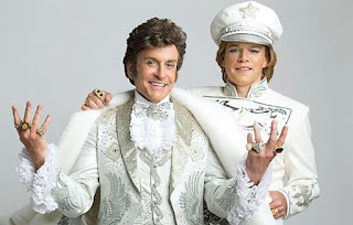 Behind the Candelabra Michael Douglas Matt Damon as Liberace Scott Thorson