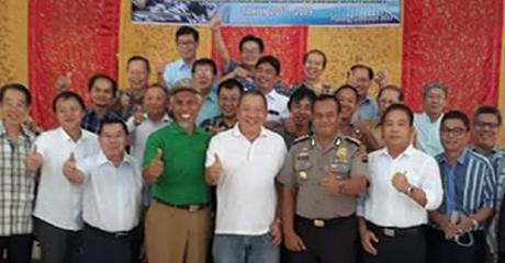 Walikota Padang Lakukan Mediasi Terkiat Krematorium HBT