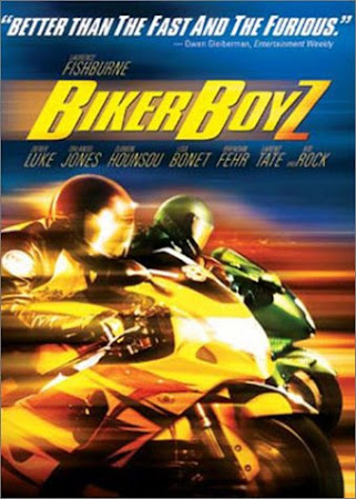 Poster Of Biker Boyz In Dual Audio Hindi English 300MB Compressed Small Size Pc Movie Free Download Only At worldfree4u.com