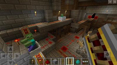 تحميل لعبة ماين كرافت Minecraft Pocket Edition v0.14.0 معدلة مجانا للاندرويد