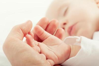 Baby dna test