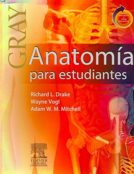 Bitacora E.U.: Anatomia de Gray para Estudiantes