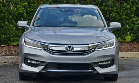 2016 Honda Accord V-6 Sedan Review