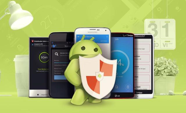 Antivirus Terbaik Untuk Android 2018