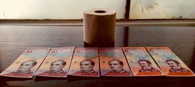 Así maquilla Maduro el apocalipsis monetario venezolano