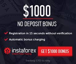 Bonus $1000 instaforex
