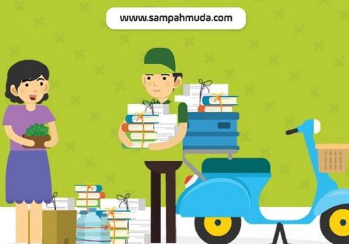 Tinuku SampahMuda converts garbage into new currency