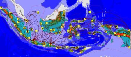 Nama Nama Bandara di Indonesia ~ Sekolah Penerbangan Indonesia