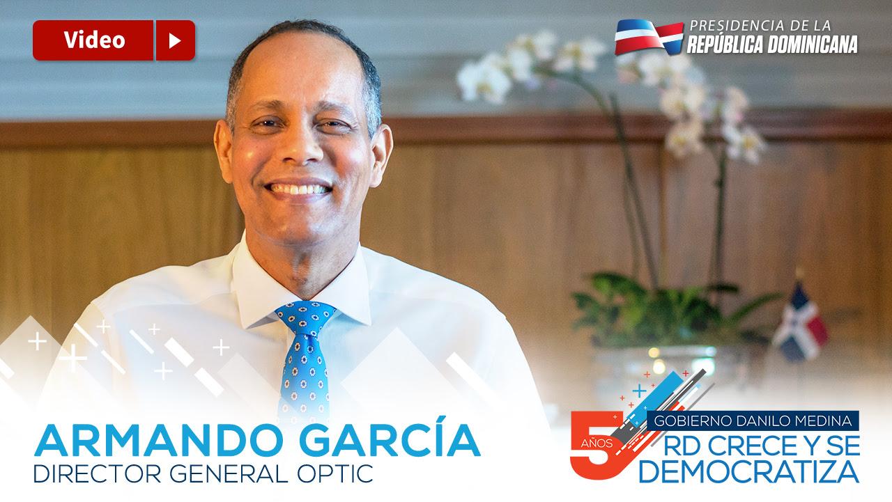 VIDEO: Armando García, director general OPTIC