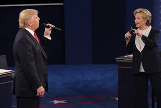 Viewership Plummeted In The Second Presidential Debate Compared To Trump And Clinton's first Face-Off