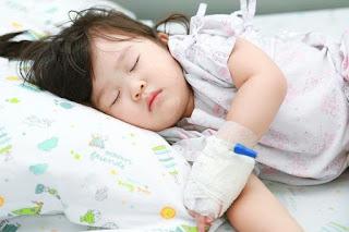 Cara Mengobati Flu Singapura Pada Bayi