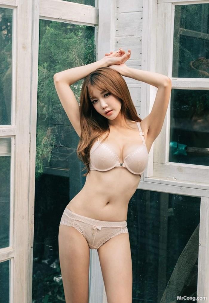 Image Korean-Model-Yoon-Ae-Ji-MrCong.com-010 in post Người đẹp Yoon Ae Ji trong bộ ảnh nội y tháng 10/2017 (262 ảnh)