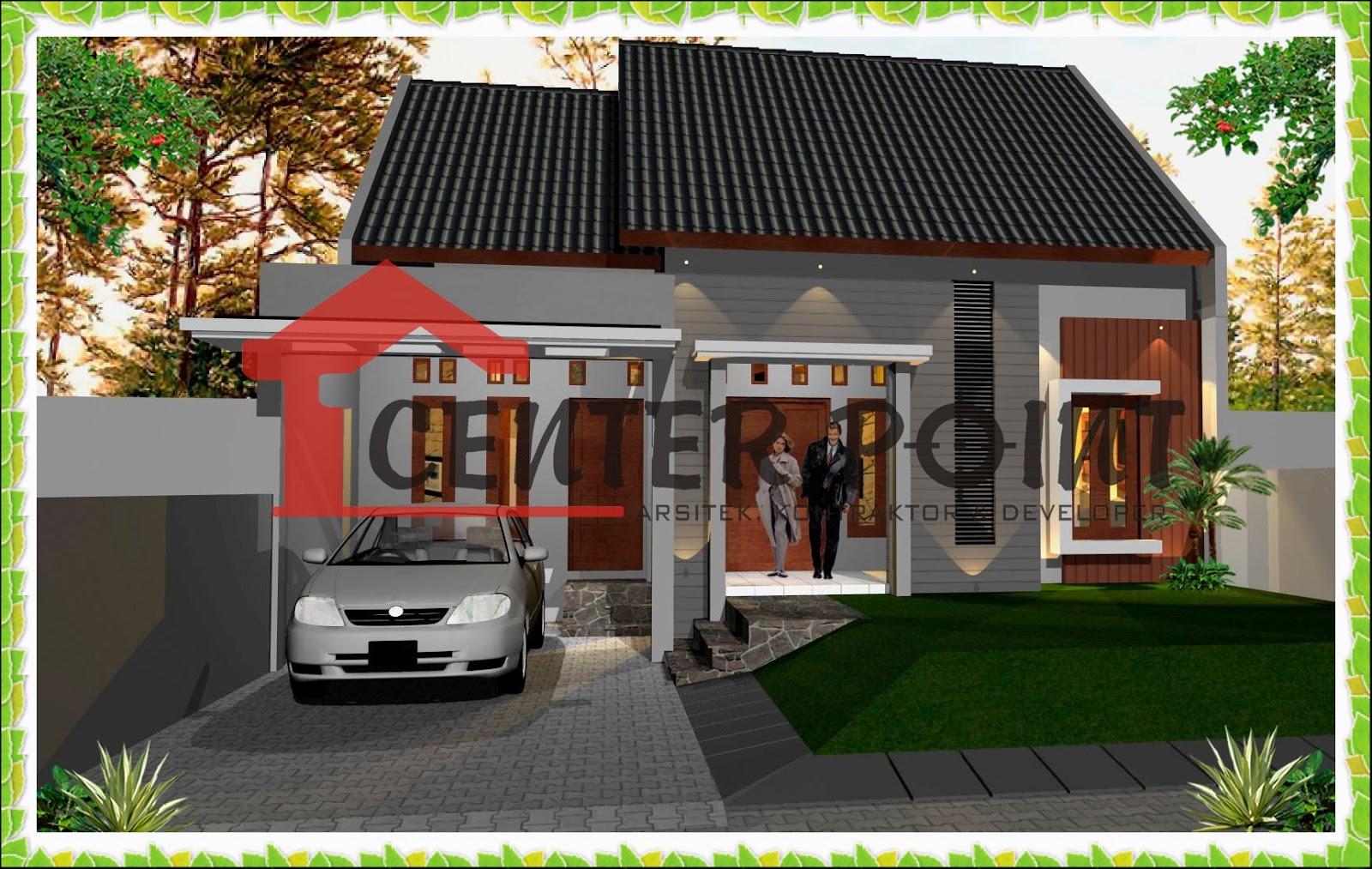 Jasa Gambar Rumah Di Dumai Rumah Minimalis Modern Minimalist House