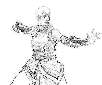 Diablo 3 how to get str gear as monk