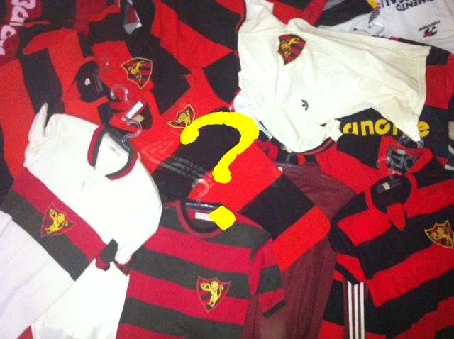 Camisas do Sport 6ad90de3f2587