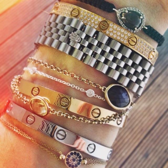 Bracelets Arm Candy