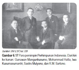 PERHIMPUNAN INDONESIA (PI)