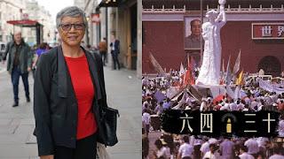 法广访王超华:五四百年纪念与八九学运新五四宣言之夭折