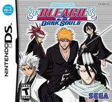 Bleach: Dark Souls, NDS, Español, Mega, Mediafire