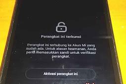 Cara Hapus Mi Account Lupa Password
