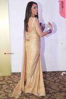 Tejaswi Madivada in Saree Stunning Pics  Exclusive 007.JPG