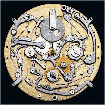 reloj su vista por dentro