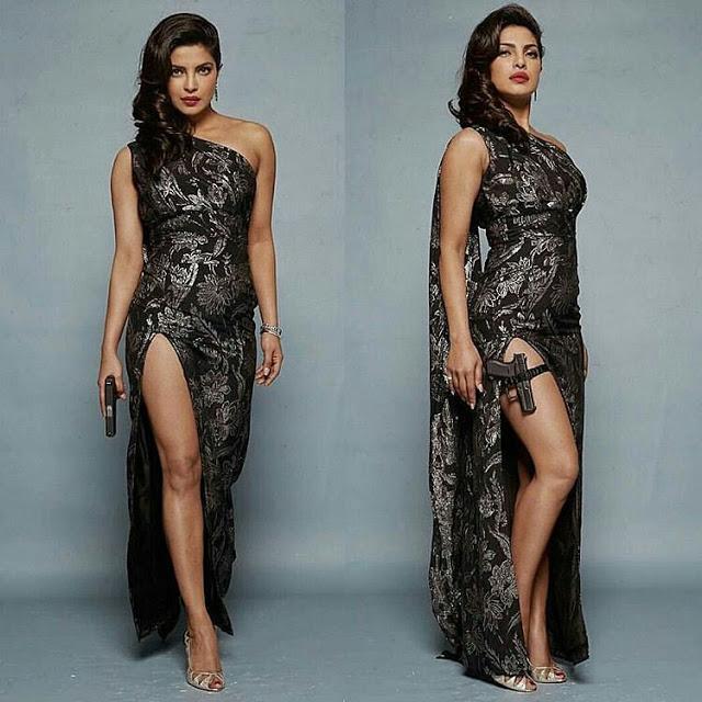 Priyanka Chopra Latest Hot Stills from Baywatch Movie