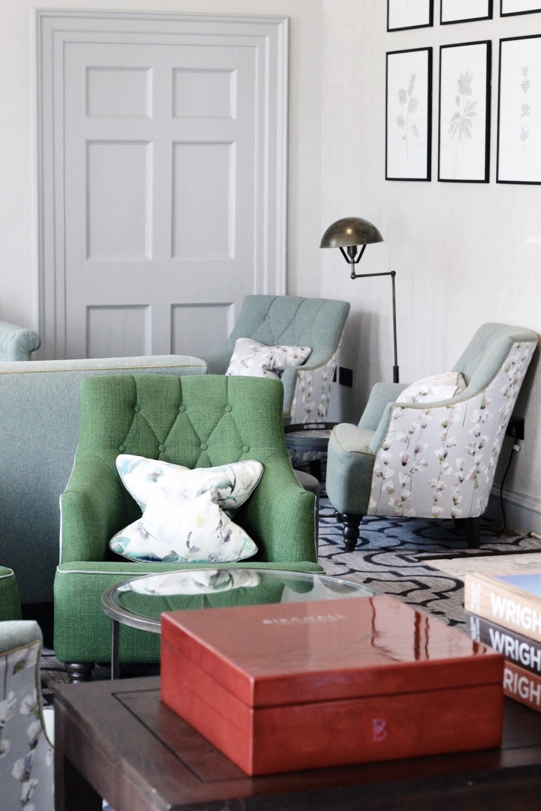 De Vere Wotton House Lounge