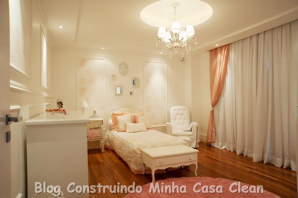 Construindo Minha Casa Clean 15 Quartos dos Sonhos de  ~ Quarto Romantico Solteiro
