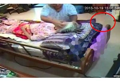 Dikira Hanya Khayalan, Semua Kaget Setengah Mati Ketika Melihat CCTV… Mengejutkan!!