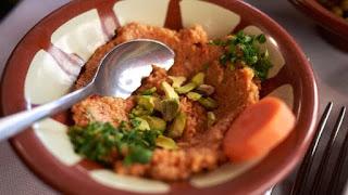 kahvaltılık Muhammara tarifi