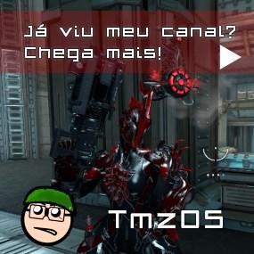Veja meu canal no YouTube!
