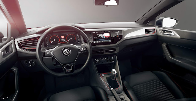 VW Polo GTS 2020 - interior