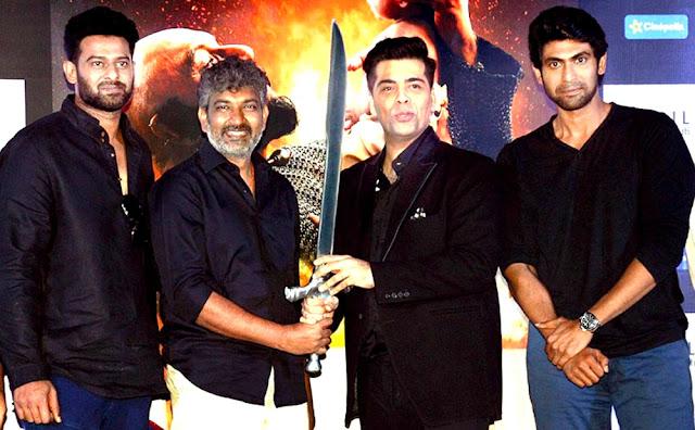 Post Baahubali 2, Karan Johar To Launch Prabhas In Bollywood!