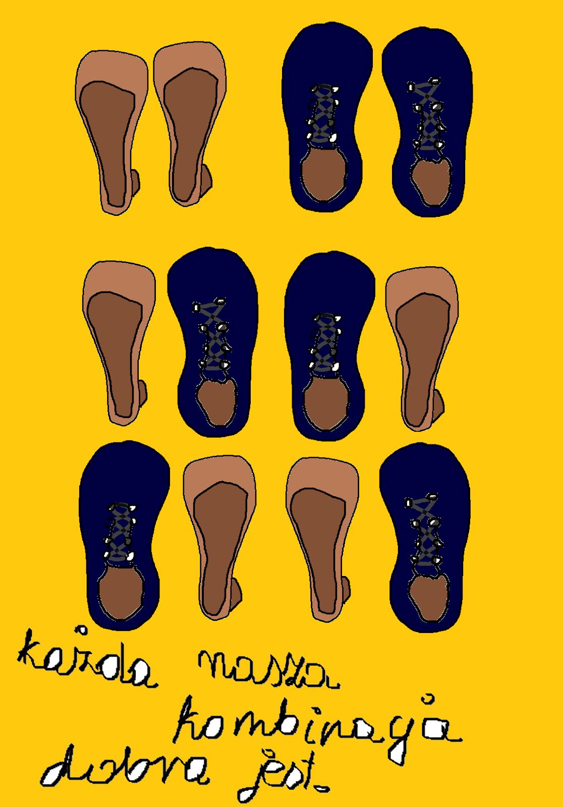 buty zakochanych