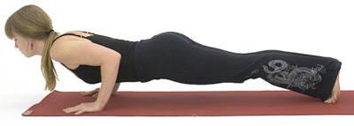 smaller sarah burn fat with yoga