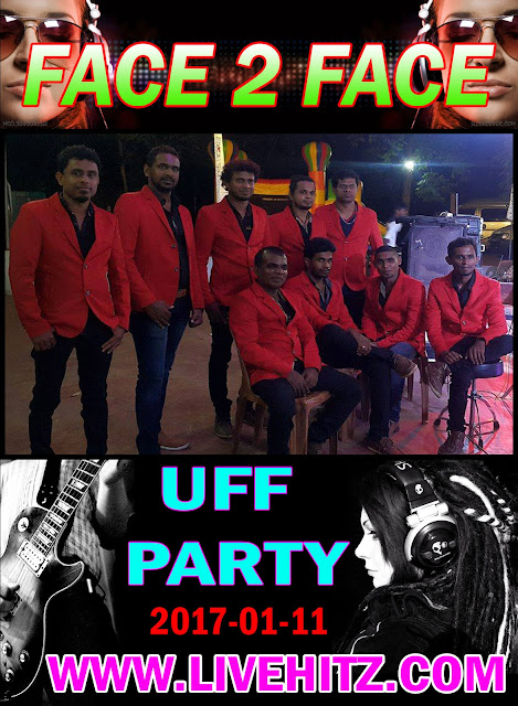 FACE 2 FACE LIVE IN UFF PARTY 2017-01-11