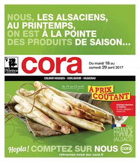 Catalogue Cora 18 au 29 Avril 2017