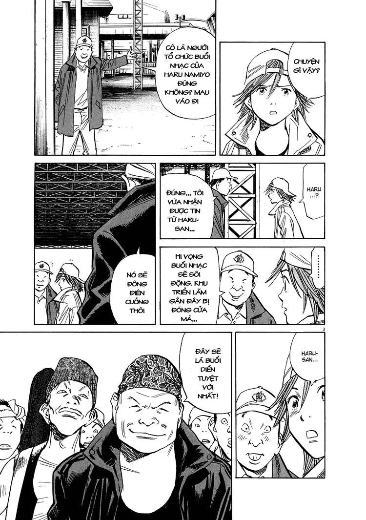 20th Century Boys chapter 242 trang 9