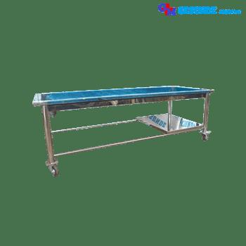 Meja Pemandian Jenazah Stainless Steel