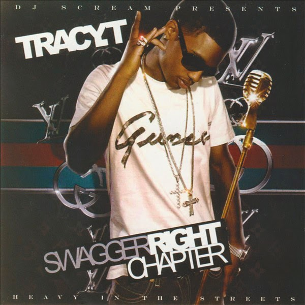 Tracy T - Swagger Right Chapter - iTunes Mixtape Cover